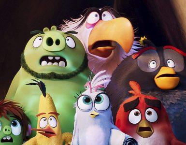 The Angry Birds Movie 2 - Dat gaat niet helemaal goed uitsnede