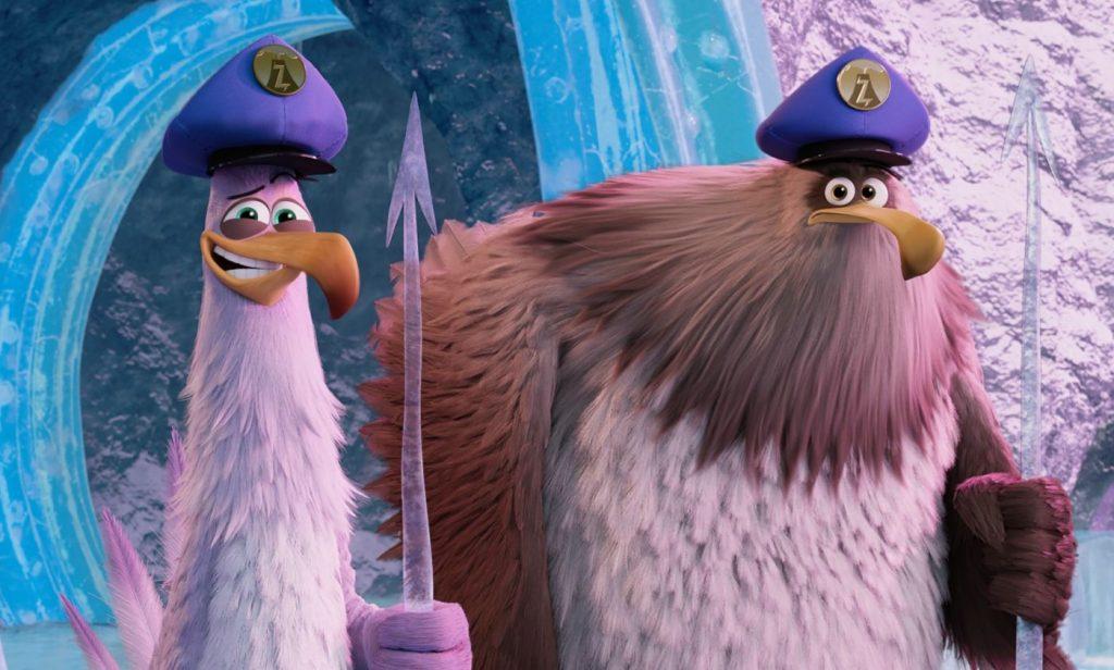 The Angry Birds Movie 2 - De adelaars