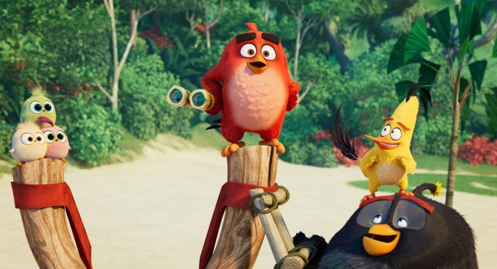 The Angry Birds Movie 2 - Katapult