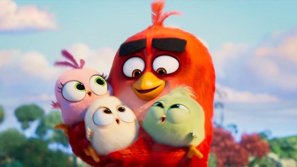 The Angry Birds Movie 2 - Red en de kuikens