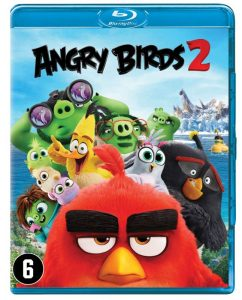 The Angry Birds Movie 2 - blu-ray packshot
