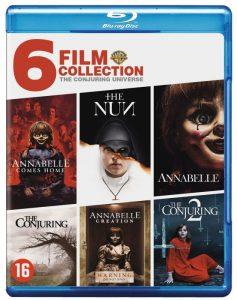 The Conjuring Universe - Conjuring Film Collection