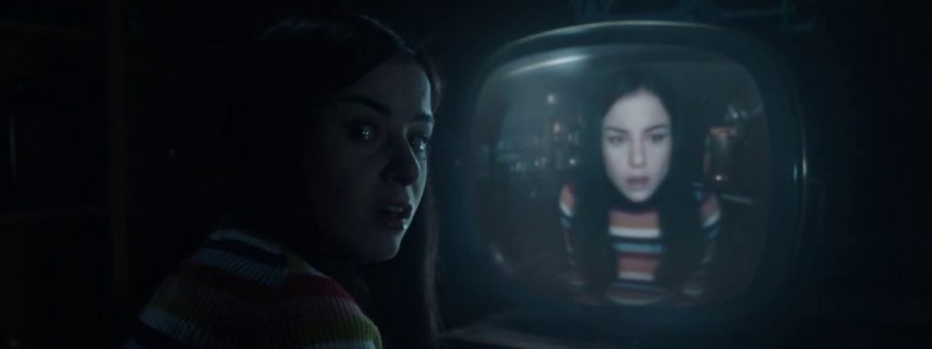 Katie Sarife in Annabelle Comes Home
