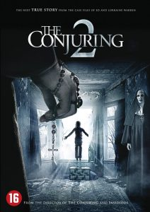 The Conjuring Universe - The Conjuring 2 poster