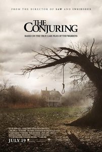 The Conjuring Universe - The Conjuring poster