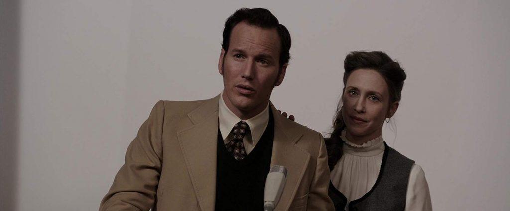 The Conjuring Universe - The Warrens - Vera Farmiga en Patrick Wilson