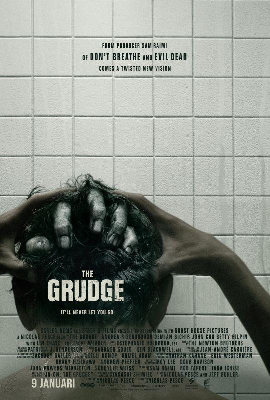 The Grudge winactie - poster