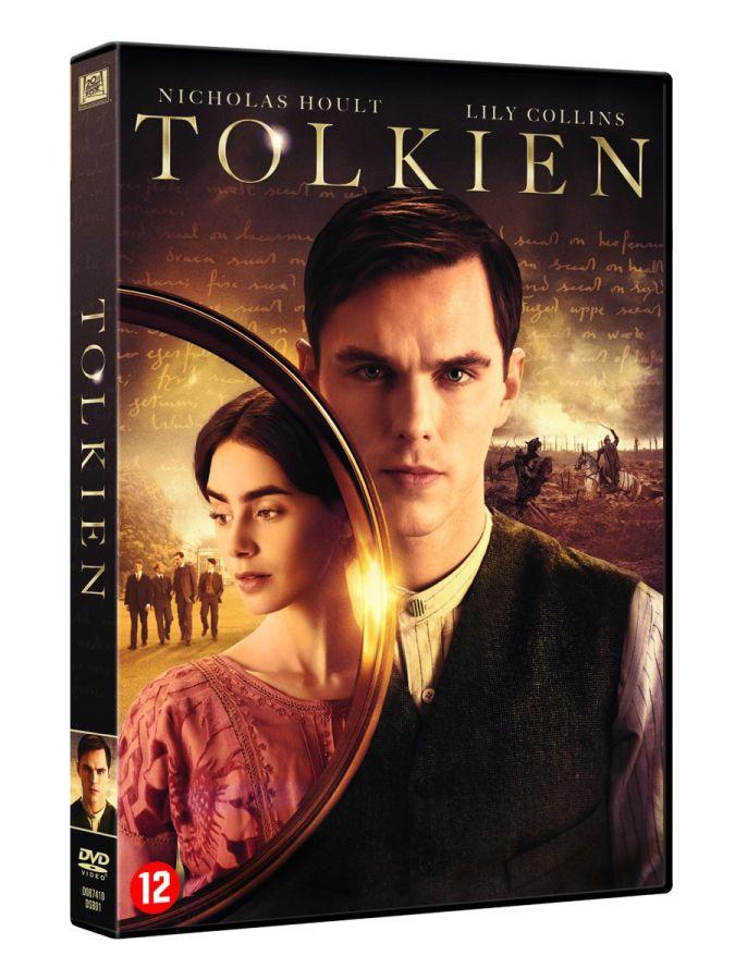 Tolkien op dvd winactie packshot