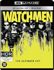 Watchmen The Ultimate Cut - 4k UHD