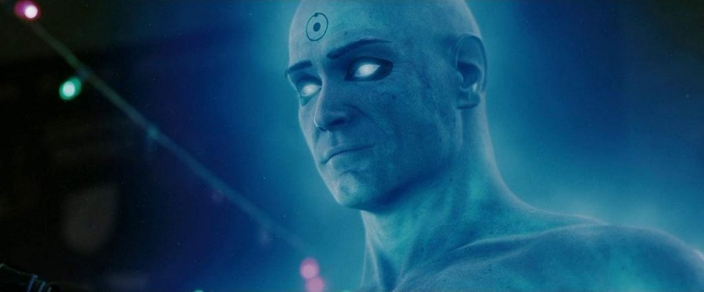 Watchmen The Ultimate Cut - Dr Manhattan 2