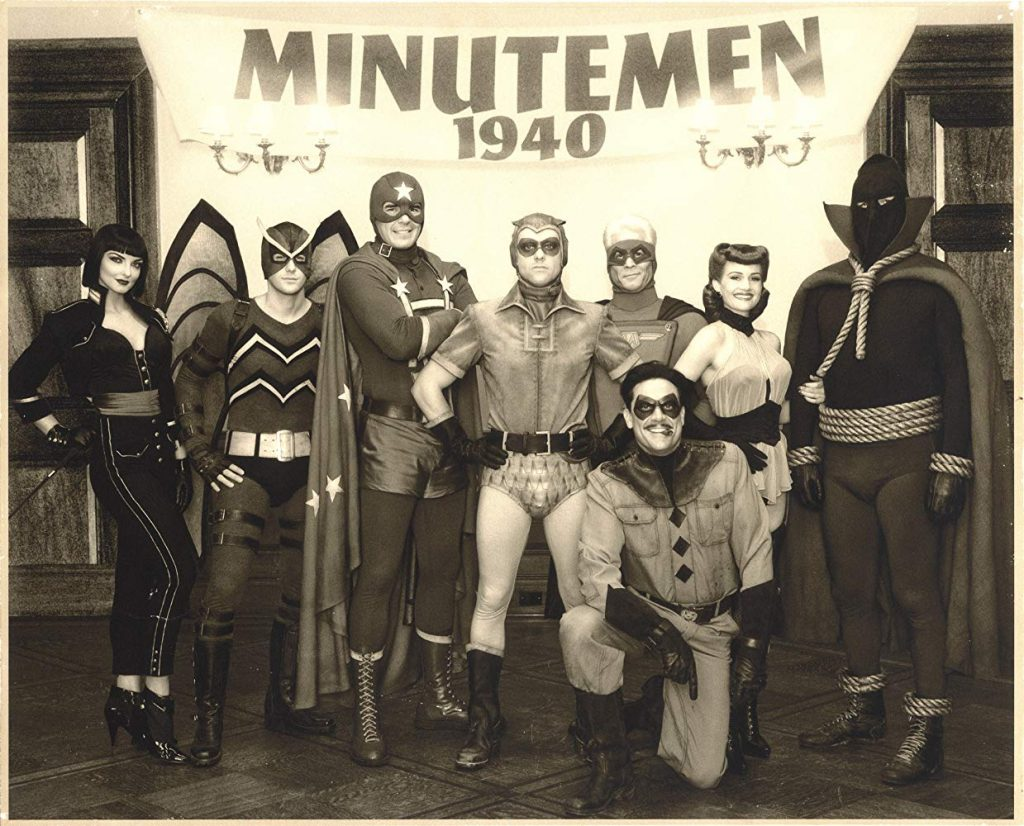 Watchmen The Ultimate Cut - Minutemen