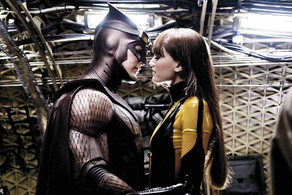 Watchmen The Ultimate Cut - Nite Owl en Silk Spectre
