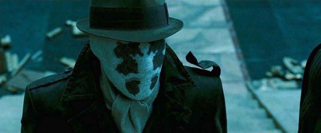 Watchmen The Ultimate Cut - Rorschach 2