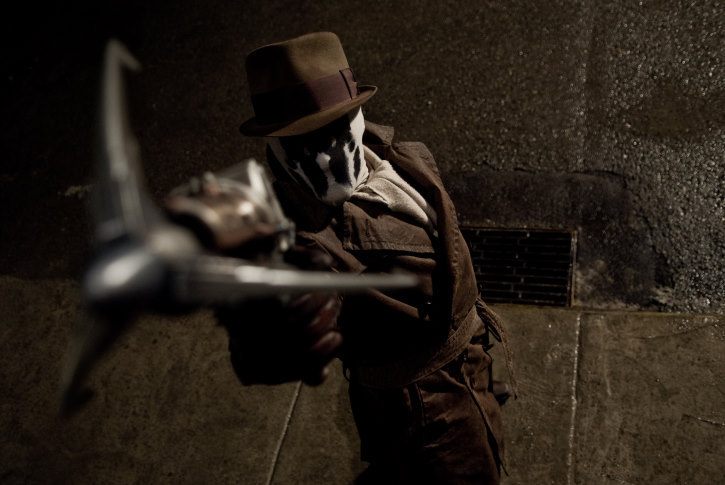 Watchmen The Ultimate Cut - Rorschach