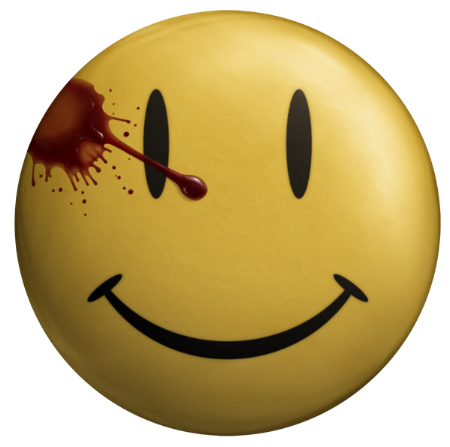 Watchmen The Ultimate Cut - Smiley