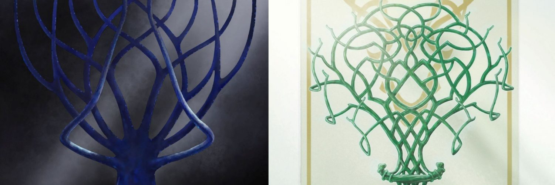 De Laatste Erfgenaam - De Saffieren Troon en De Smaragden Troon 2