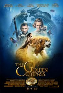His Dark Materials - The Golden Compass poster