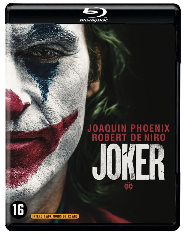 Joker op blu-ray packshot