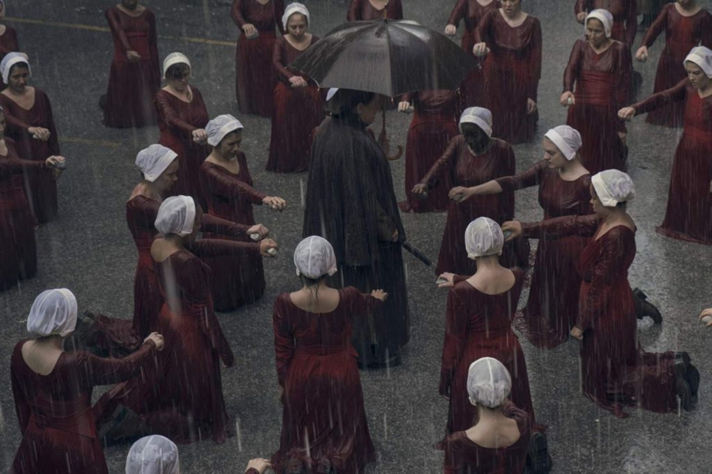 Modern Myths Nieuws 2020 - Week 5 en 6: The Handmaid's Tale