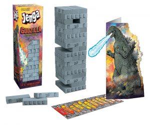 Modern Myths Nieuws 2020 Week 7 - Godzilla Jenga spel