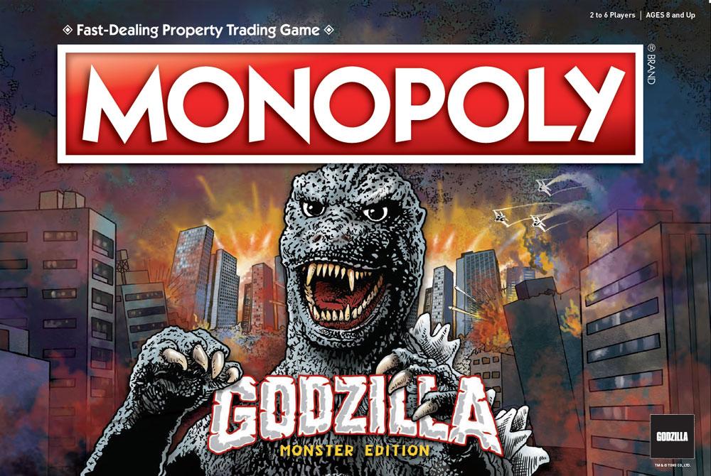 Modern Myths Nieuws 2020 Week 7 - Godzilla Monopoly