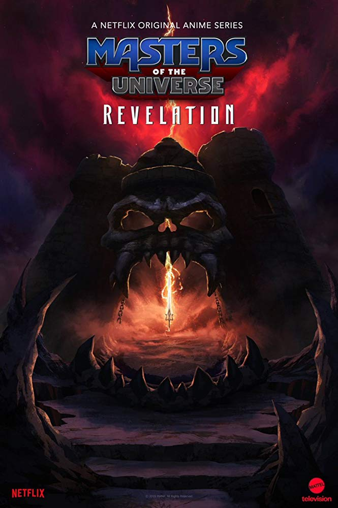 Modern Myths Nieuws 2020 Week 7 - Masters of the Universe - Revelation