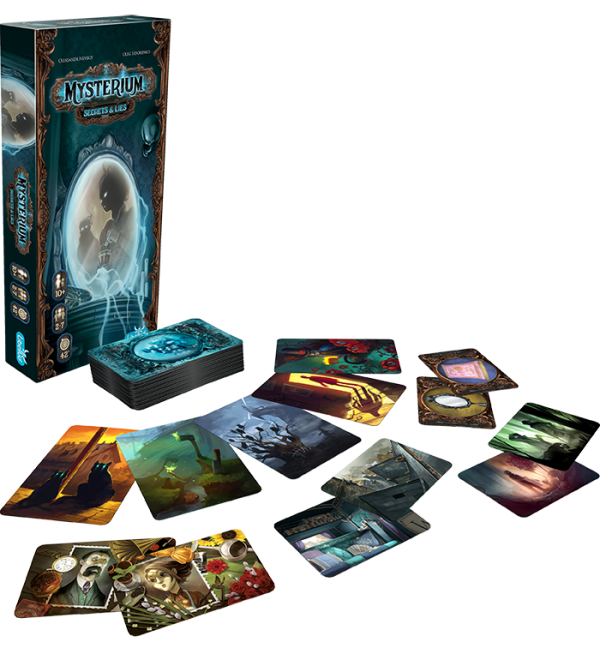 Mysterium Secret & Lies overzicht