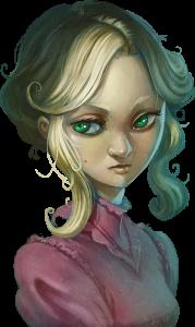 Mysterium Secret & Lies personage