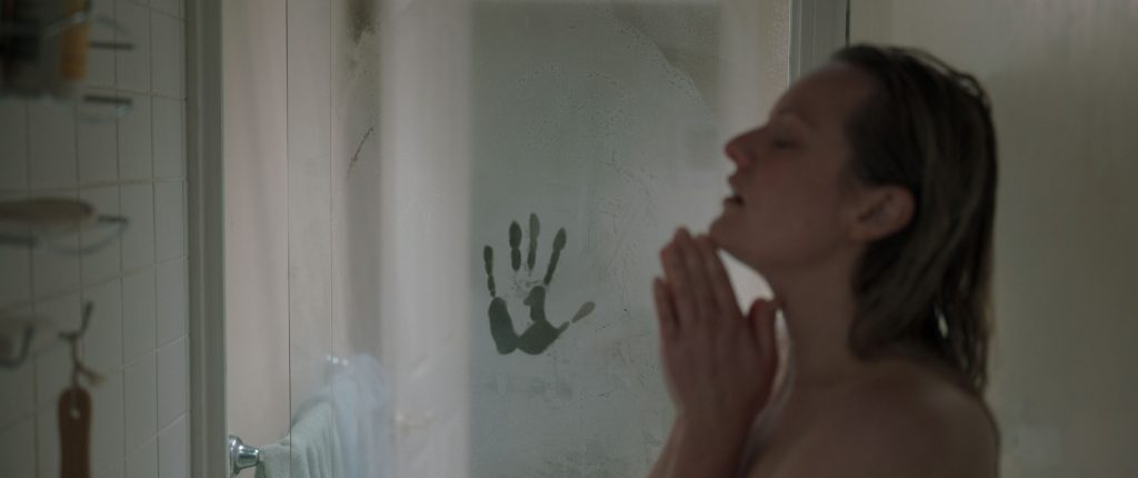 The Invisible Man winactie Elisabeth Moss