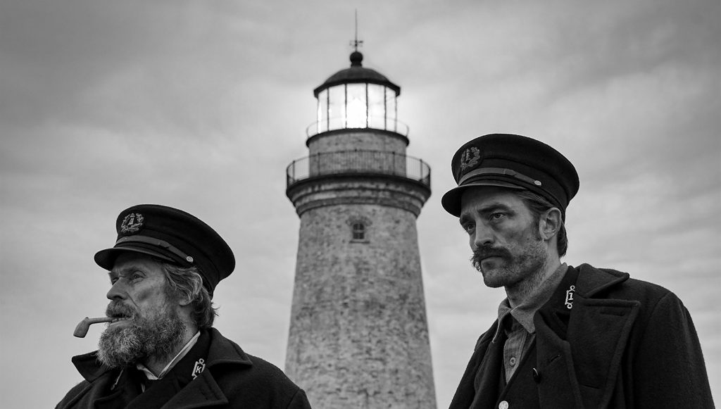 Willem Dafoe en Robert Pattinson