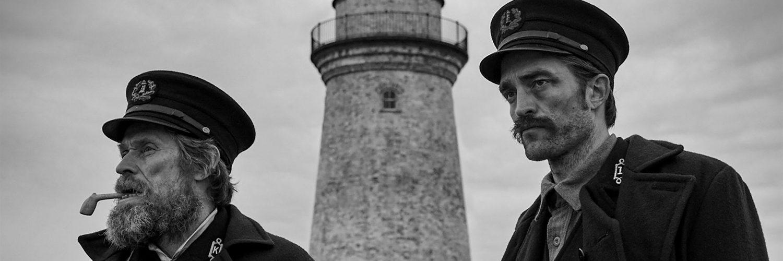 The Lighthouse - Willem Dafoe en Robert Pattinson uitsnede 2