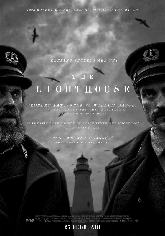 The Lighthouse winactie poster