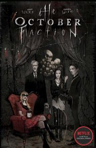The October Faction comic