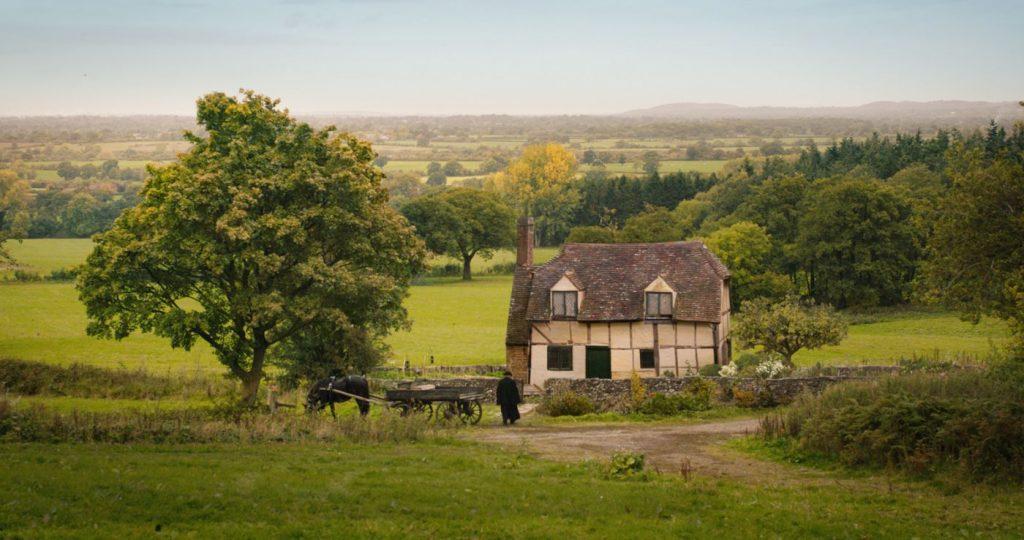 Tolkien op blu-ray - Het graafschap Worcestershire
