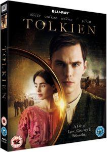 Tolkien blu-ray packshot