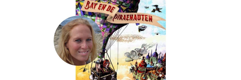 Bay en de Piraenauten cover met Yvette uitsnede 2