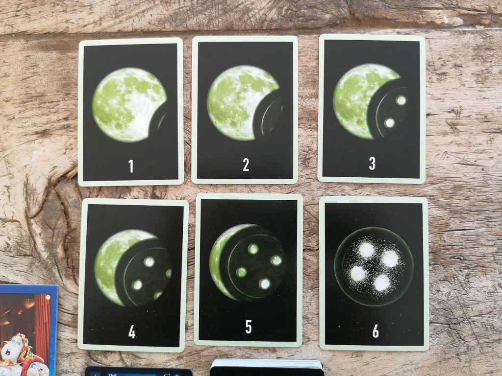 Coraline Button Moon Eclipse