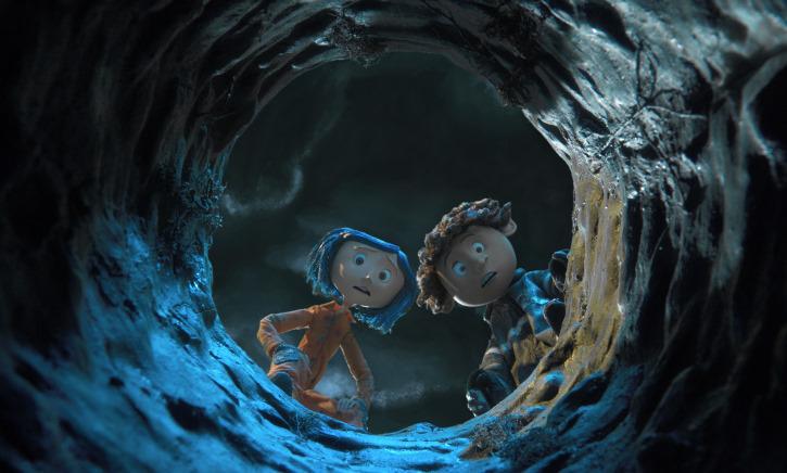 Wybie en Coraline - © Universal Pictures