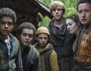 Netflix: De Brief voor de Koning - openingsbeeld
