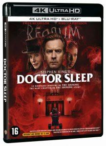 Doctor Sleep UHD - 4K UHD packshot