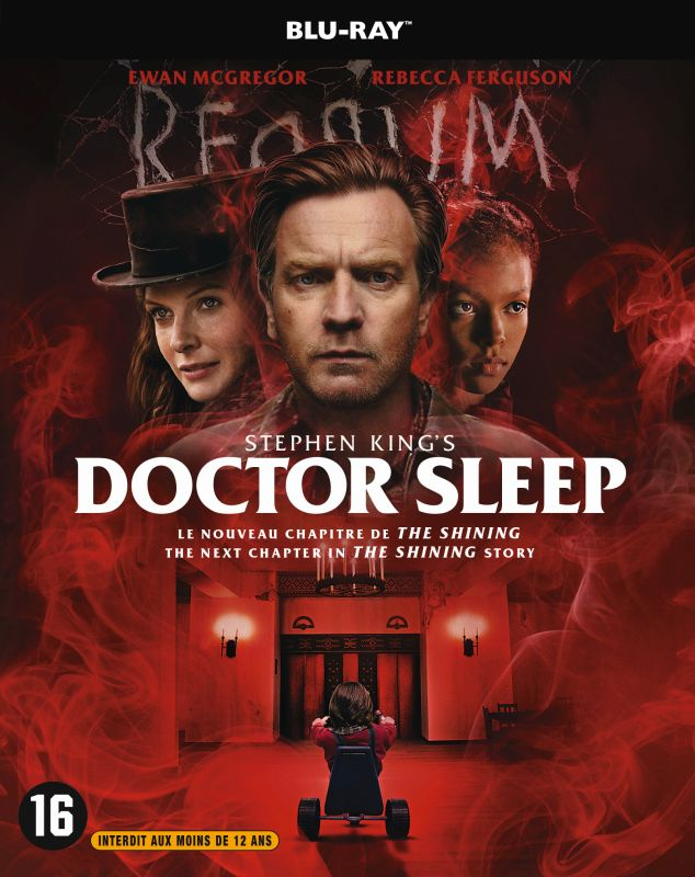 Doctor Sleep blu-ray winactie - packshot