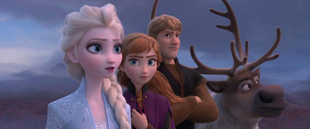 Frozen II dvd - opnieuw op avontuur
