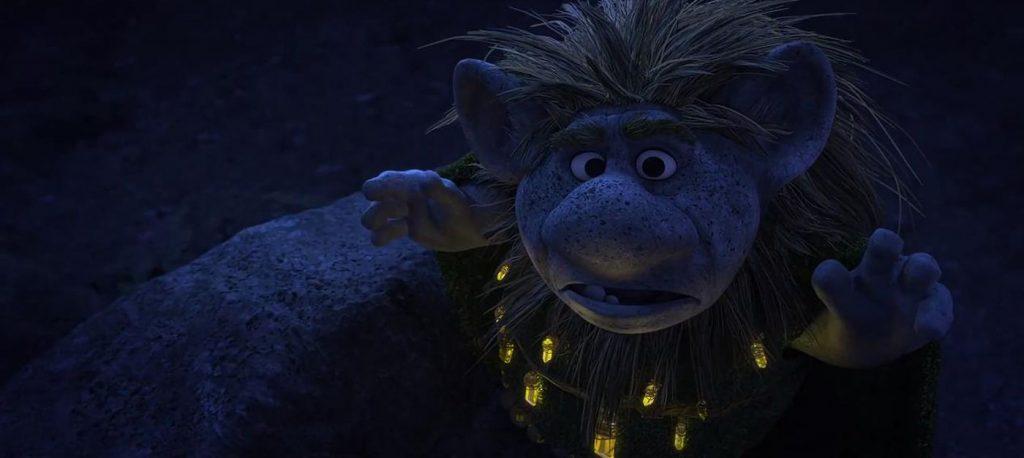 Frozen II dvd - trol