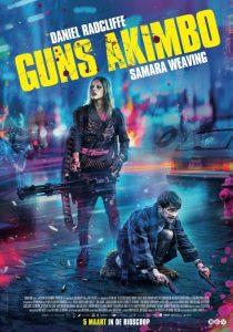 Guns Akimbo winactie poster