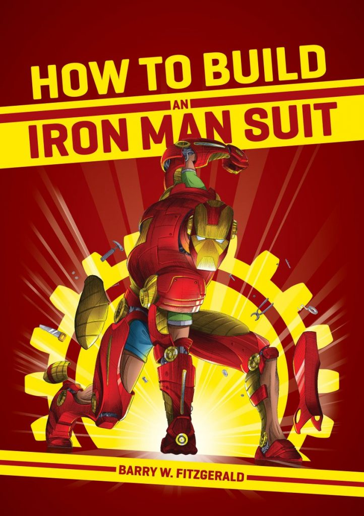 How to build an Iron Man suit - cover