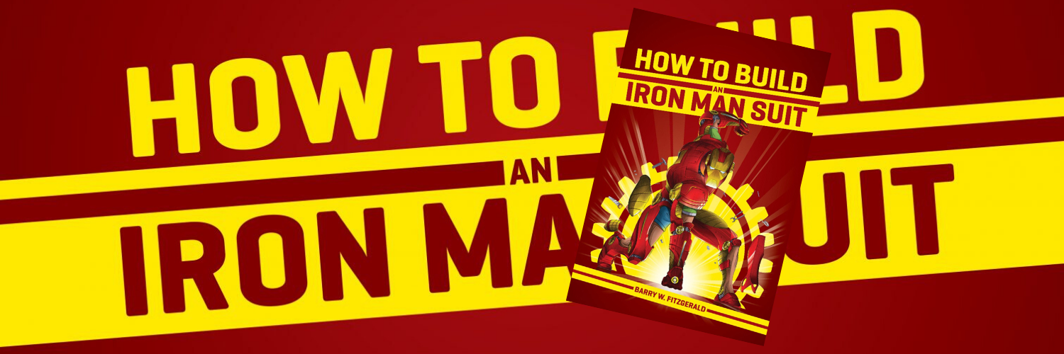 How to build an Iron Man suit - openingsbeeld 2
