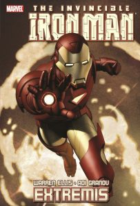 Iron Man Extremis - Warren Ellis - Adi Granov
