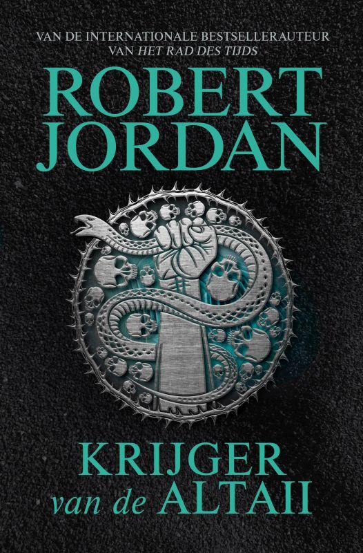 Krijger van de Altaii - Robert Jordan cover