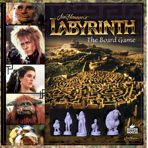 Labyrinth bordspel - packshot