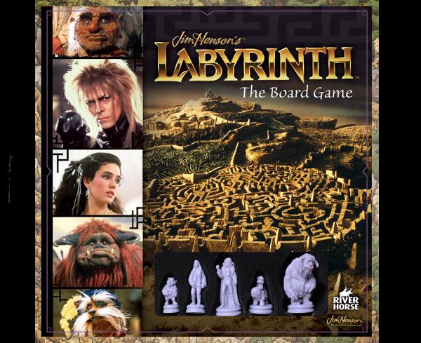 Labyrinth bordspel - packshot